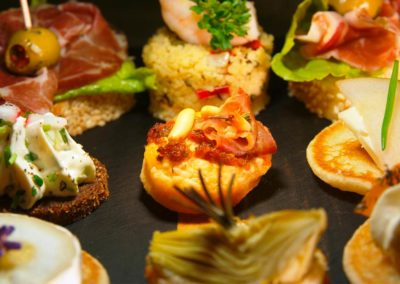 Canapes-Cateringsevice